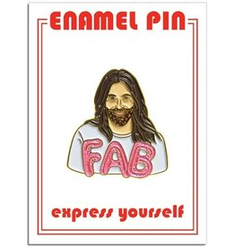 The Found JVN Fab Pin