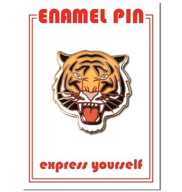 The Found Tiger Pin