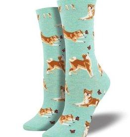 SockSmith Shiba Inu Socks