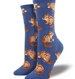 SockSmith Chipmunk Cheeks Socks