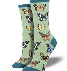 SockSmith Majestic Butterflies Socks