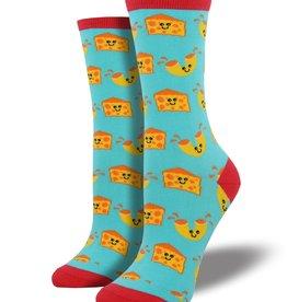 SockSmith Mac N' Cheese Socks
