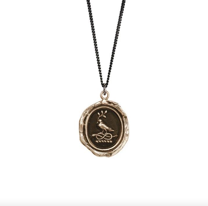 "Pyrrha Pyrrha- Everlasting Love 20"" (Bronze)"