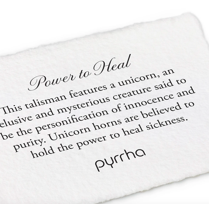 Pyrrha Pyrrha- Power to Heal 18""