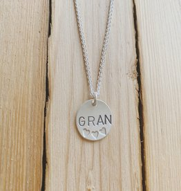 "Valerie Davidson ""Gran"" Necklace 18"""