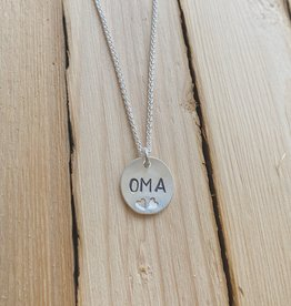 "Valerie Davidson ""Oma"" Necklace 18"""