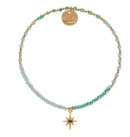 Luv & Bart Sally Bracelet- Mint