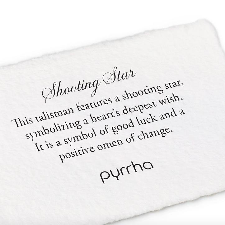 "Pyrrha Pyrrha- Shooting Star 20"""