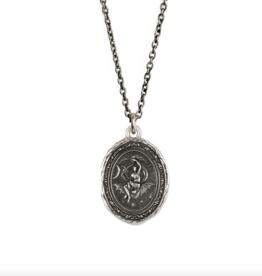 "Pyrrha Pyrrha- Nyx Goddess Talisman 22"""
