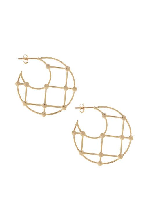 Sarah Mulder Arya Earring- Gold
