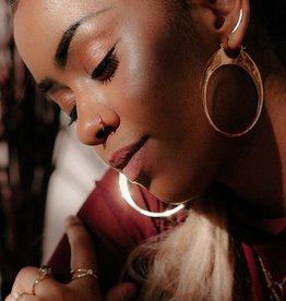 Sarah Mulder Solange Earrings- Gold