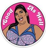 The Found Lizzo Sticker