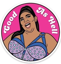 The Found Lizzo Sticker