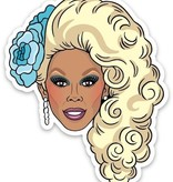 The Found Ru Paul Sticker