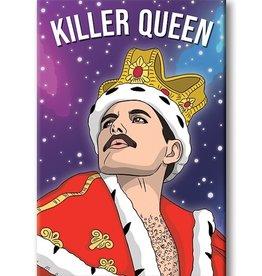 The Found Killer Queen Magnet