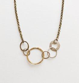 "Pax ""Cora"" Choker Necklace 13-16"""