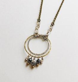 "Pax ""Corrina"" Necklace 15.5"""