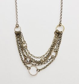 """Pax """"Shoshana"""" Necklace 17- 19"""""""