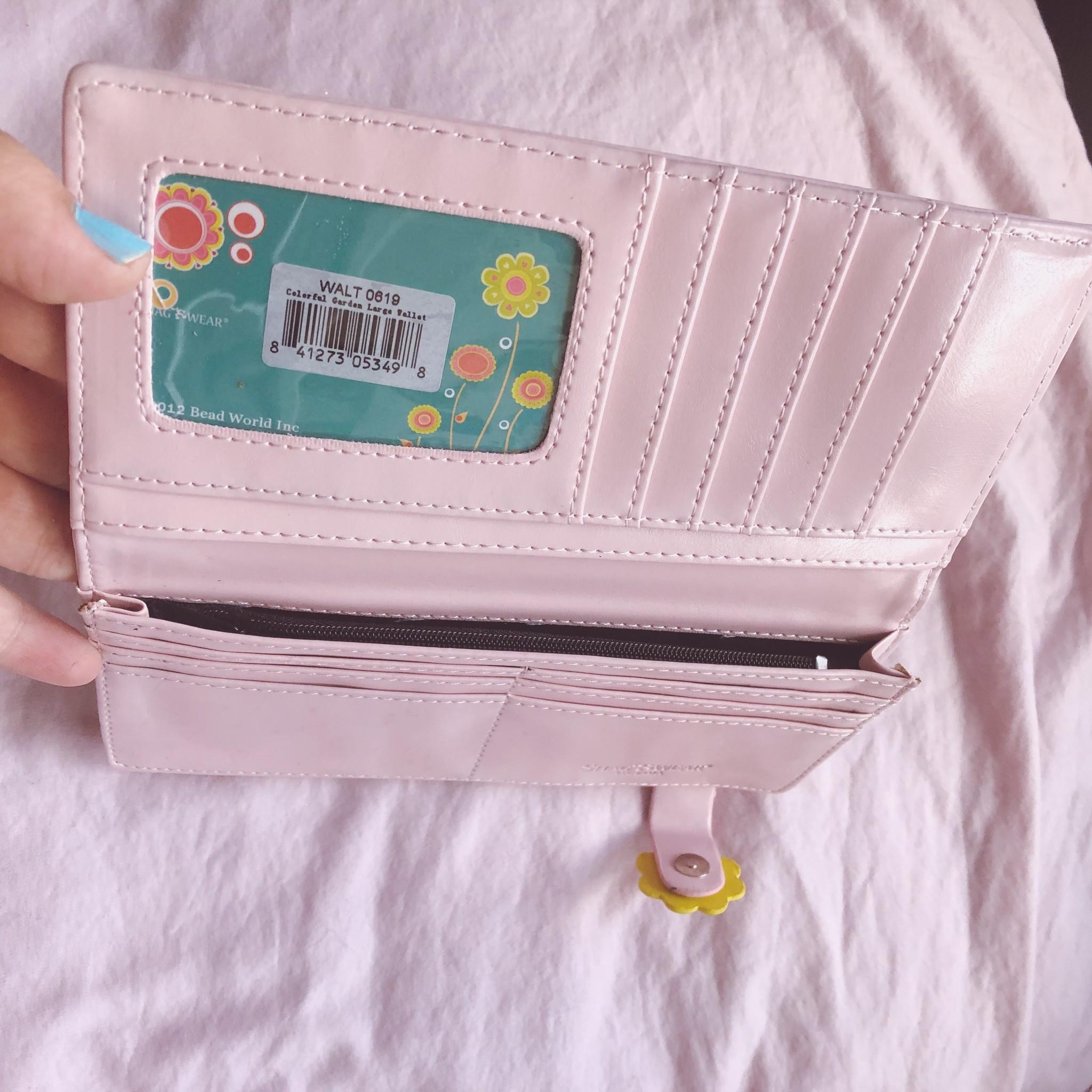 Shag Wear Flower Power Wallet