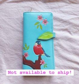 Shag Wear Bird Wallet