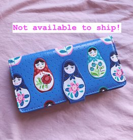 Shag Wear Russian Doll Wallet