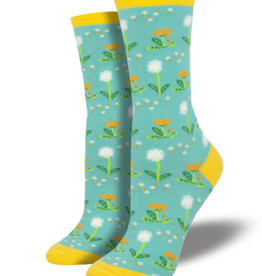SockSmith Dandelion Socks- Blue