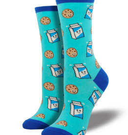 SockSmith Milk n' Cookies Socks
