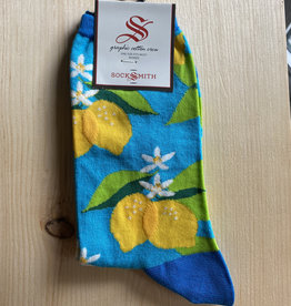 SockSmith Lemon Socks