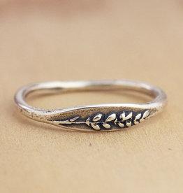 Marmalade Silver Lavender Ring