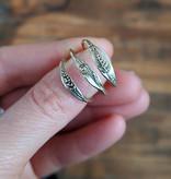 Marmalade Silver Fern Ring