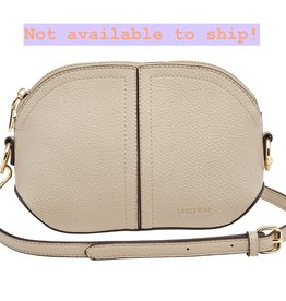 Louenhide Jasmine Crossbody- Putty