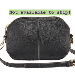 Louenhide Jasmine Crossbody- Black