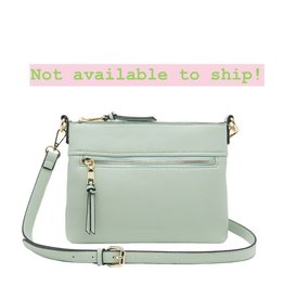Louenhide Chloe Crossbody- Mint