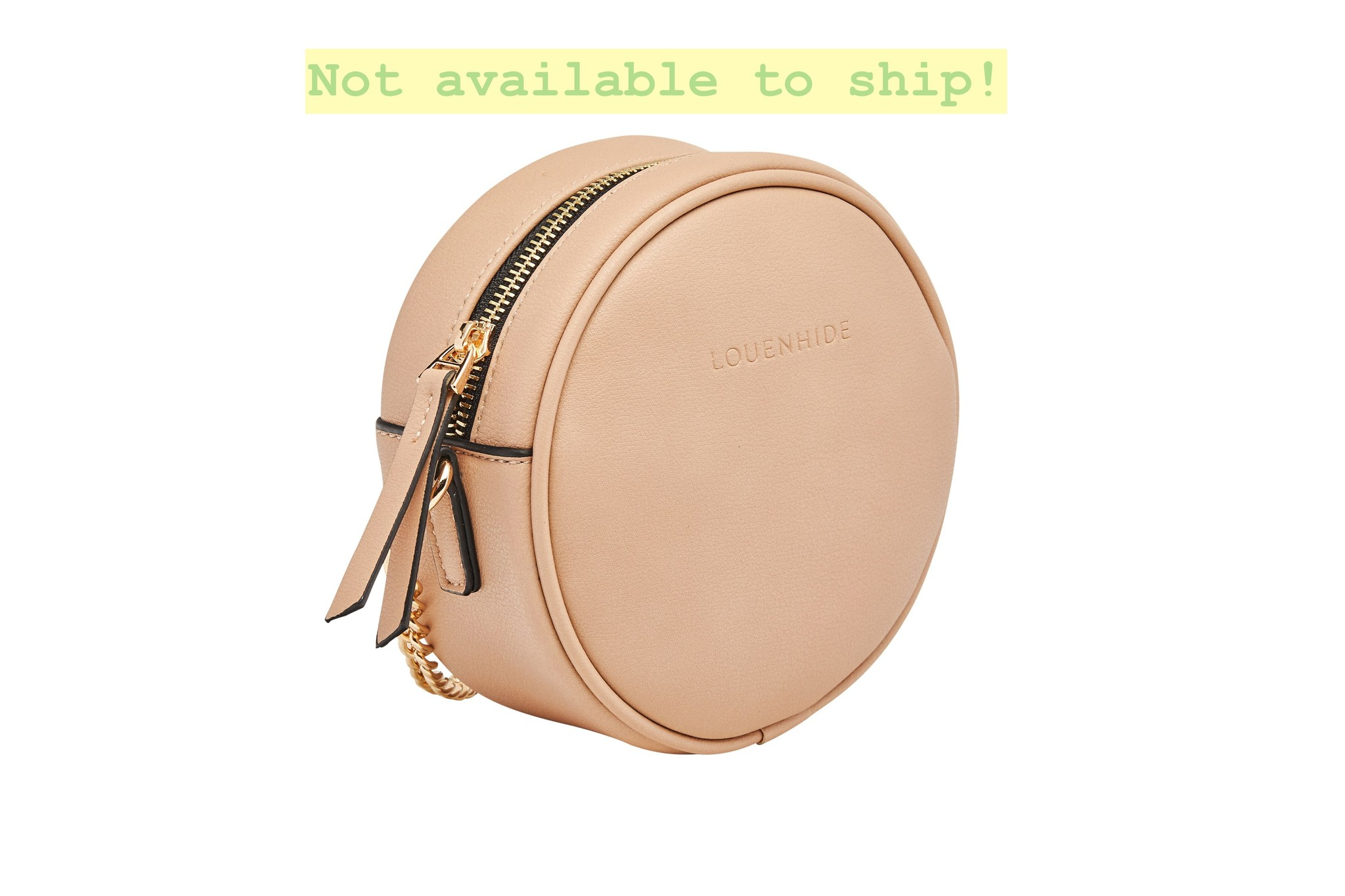 Louenhide Bethany Purse- Nude