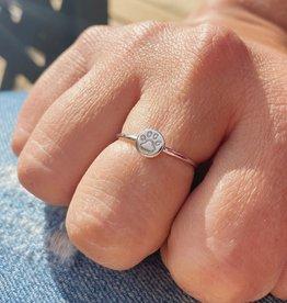 Bamiyan Paw Ring