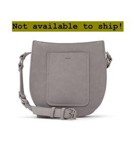 Christopher Kon Saddle XBody Bag- Grey