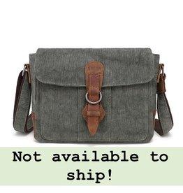 DaVan CLB544 Cotton/ Linen Shoulder Bag- Green