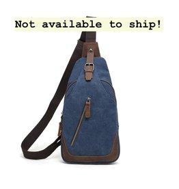 DaVan SLB540 Sling Bag- Blue