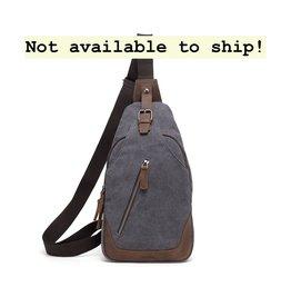 DaVan SLB540 Sling Bag- Grey