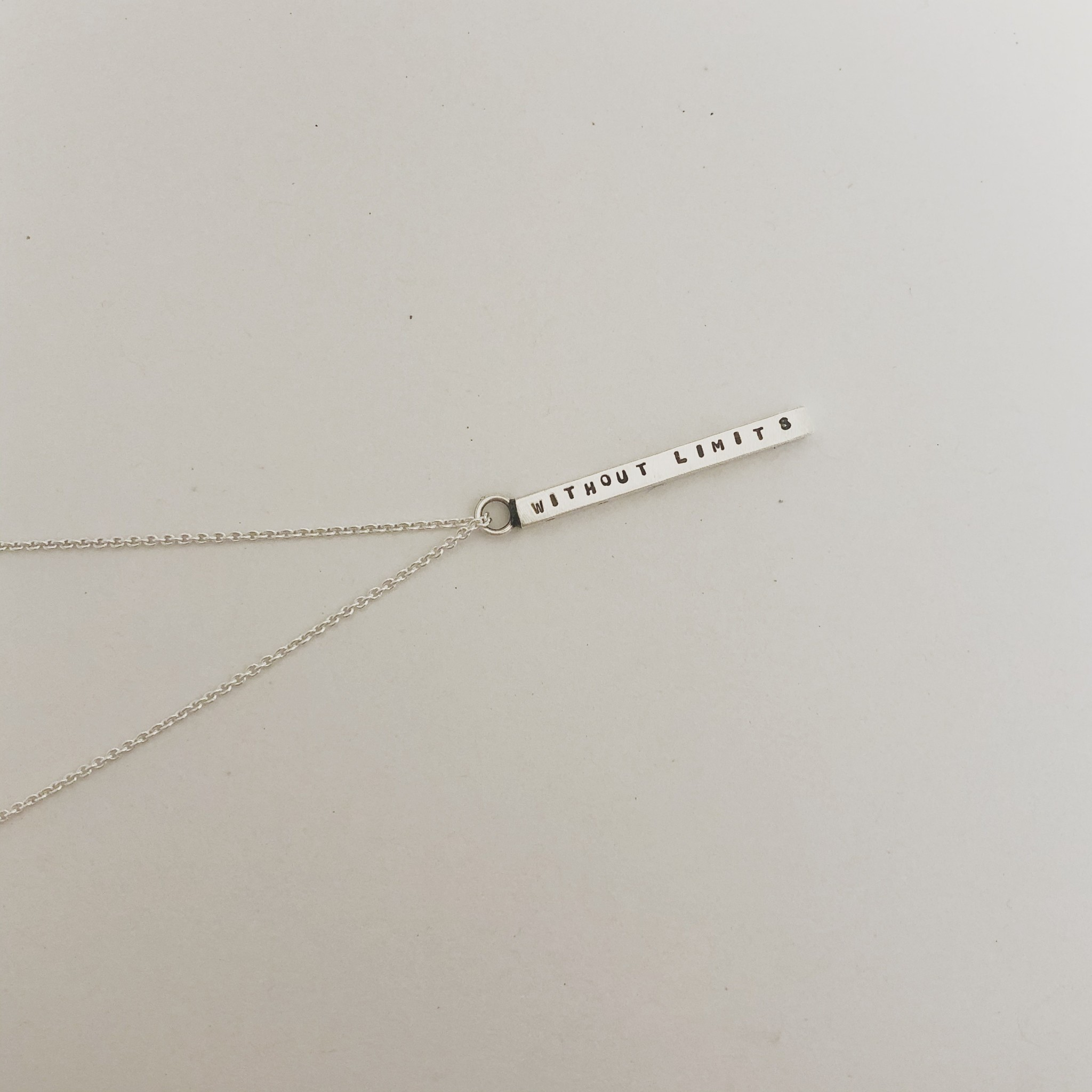 "Andrea Waines ""Love Without Limits"" Necklace 18"""