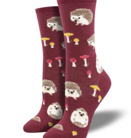 SockSmith Slow Poke Socks- Red