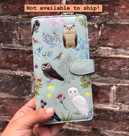 Shag Wear Wild Bird Forest Wallet
