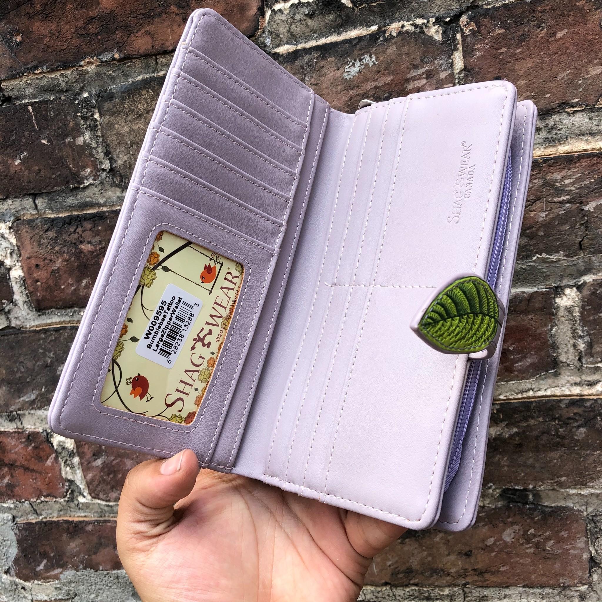 Shag Wear Bumblebee Wallet