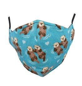 SockSmith Otter Mask