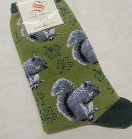 SockSmith Nuts About Fall Socks