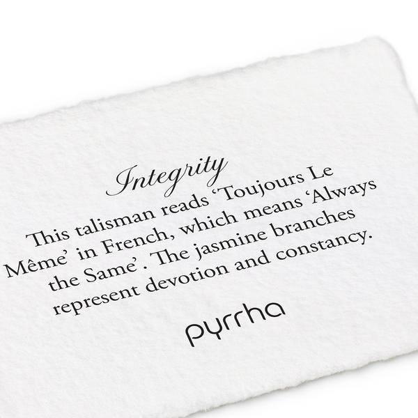 Pyrrha Pyrrha Integrity Ring Size 7