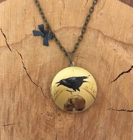 Liberty & Love Locket-  Yorick