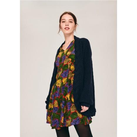 27497d960a9 Tara Jarmon Acetate Knit Cardigan - CK Collection