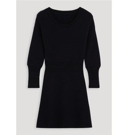 Tara Jarmon Tara Jarmon Heathered Wool Dress