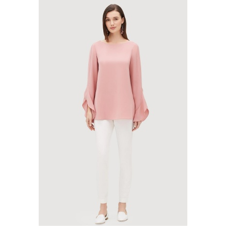 Lafayette 148 Emory Blouse Ck Collection